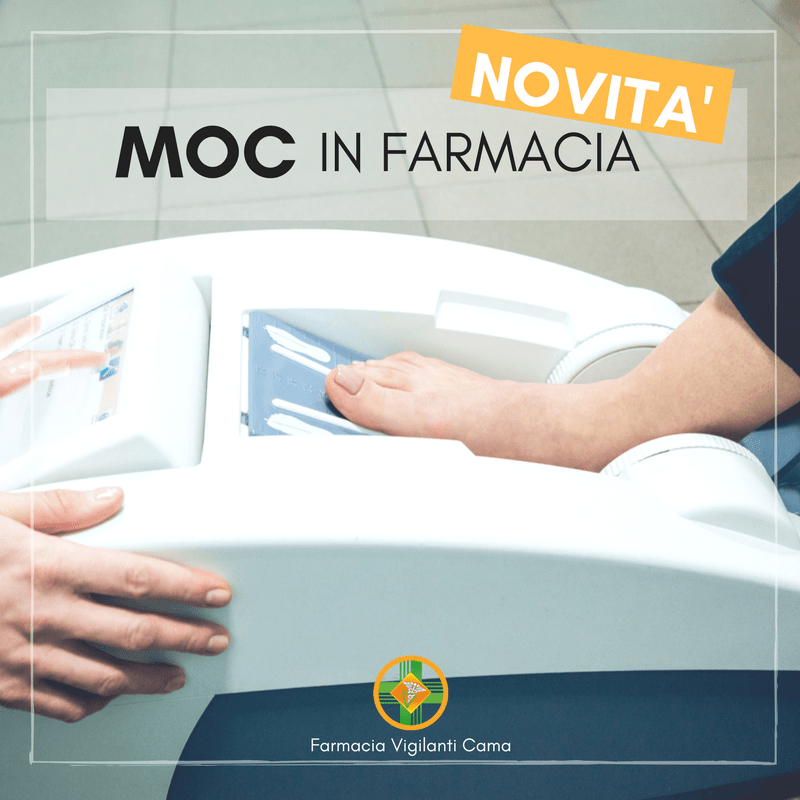 PERCHE' FARE LA MOC IN FARMACIA