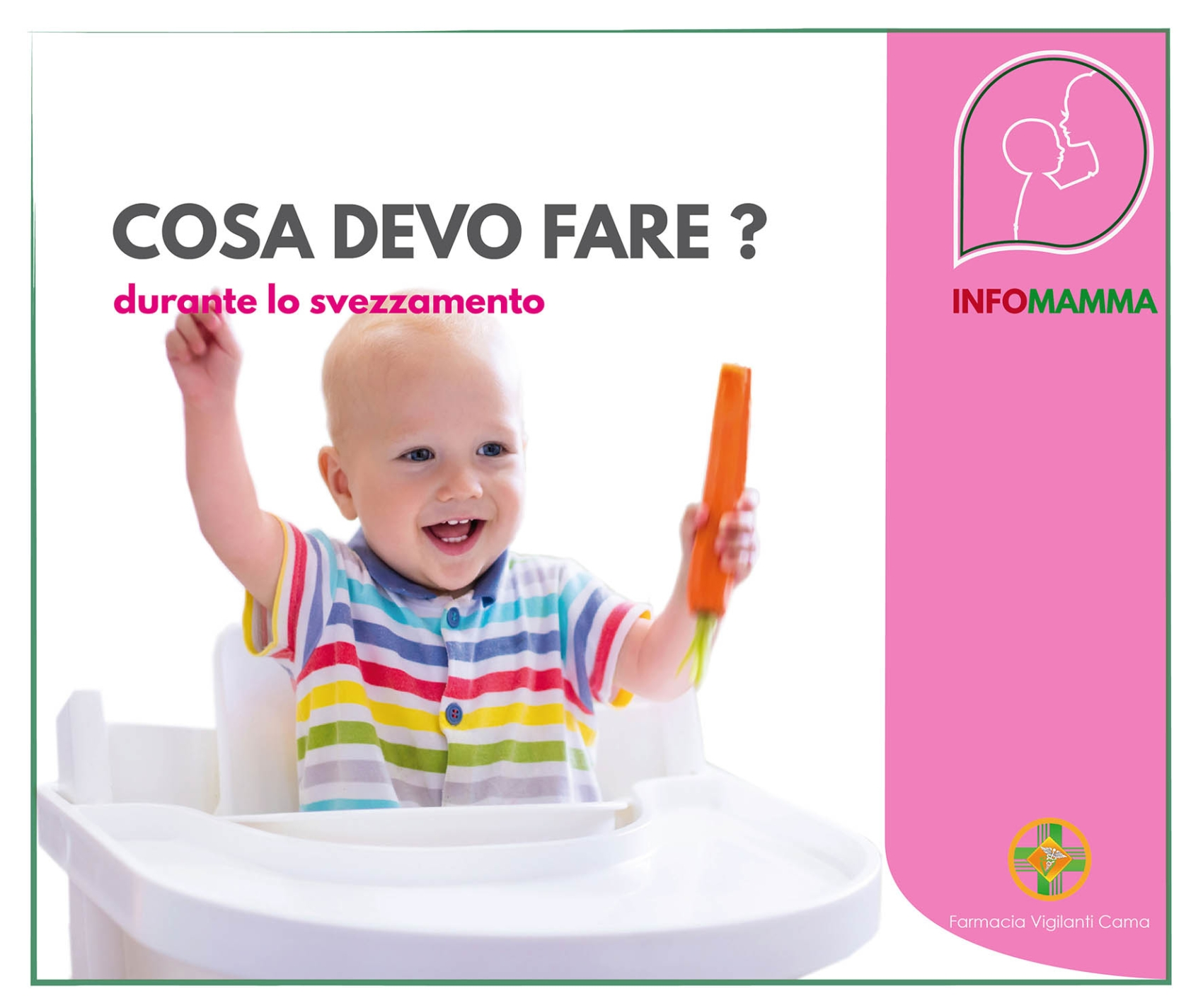 LO SVEZZAMENTO